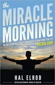 Top 10 books for online entrepreneurs in 2018 Miracle Morning by Hal Elrod