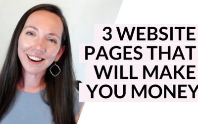 The Only Webpages You Need to Start Making Money