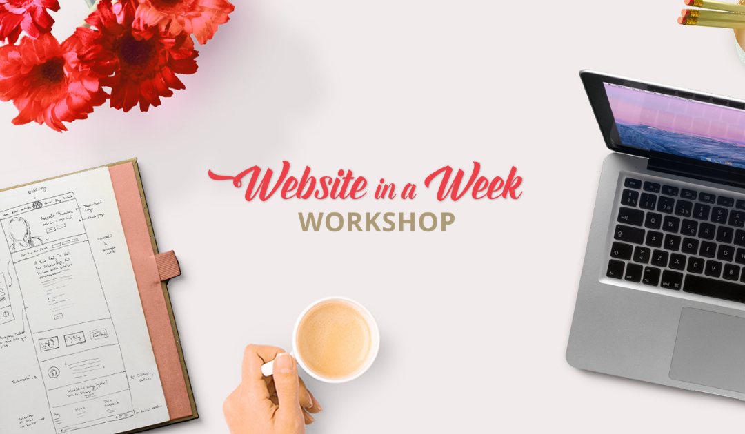 Why I decided to offer the Website in a Week Workshop Low-Tier